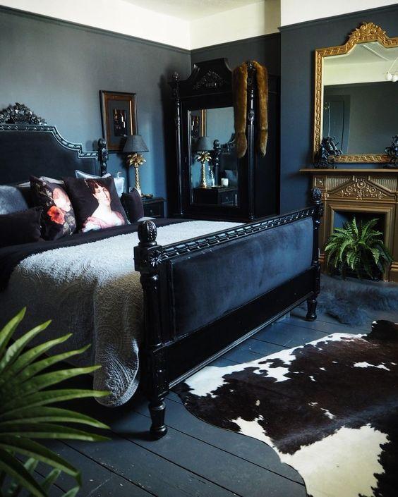 dark bedroom ideas 18