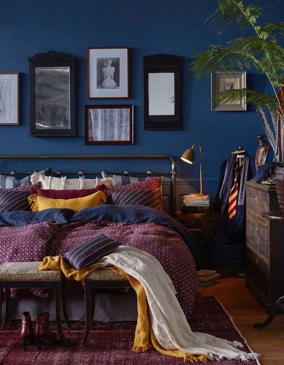 dark bedroom ideas 2
