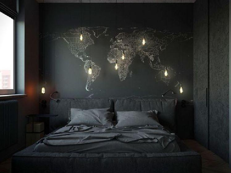 Dark Bedroom Ideas: 20+ Distinctively Elegant Decors with ...