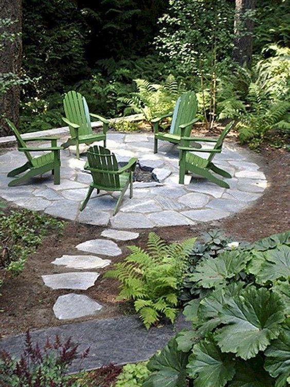 DIY Patio Ideas: Beautiful Earthy Decor