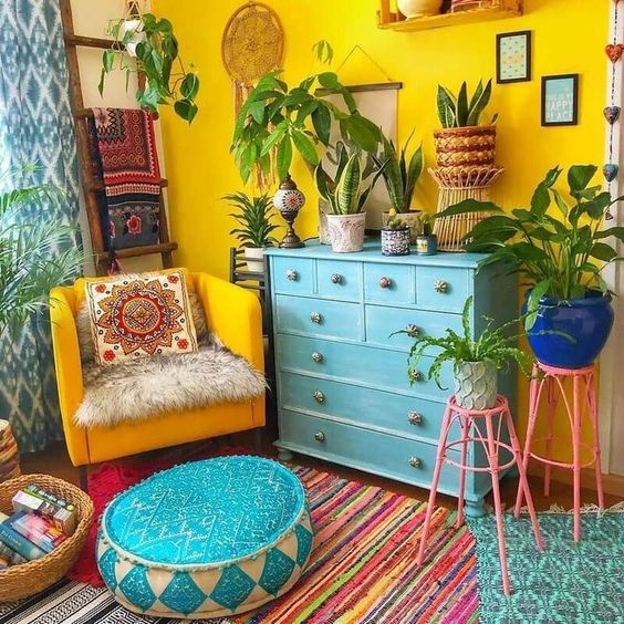eclectic living room ideas 13
