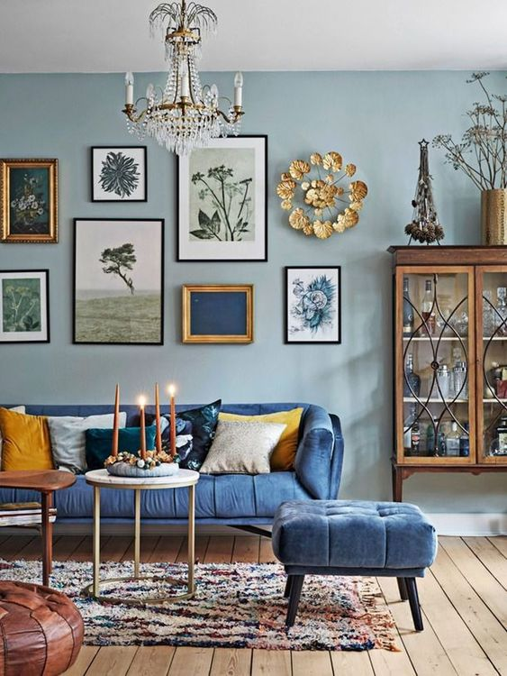 eclectic living room ideas 2