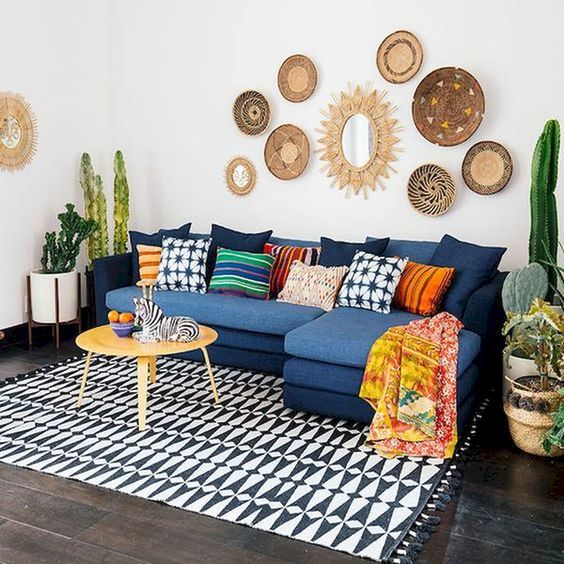 eclectic living room ideas 6
