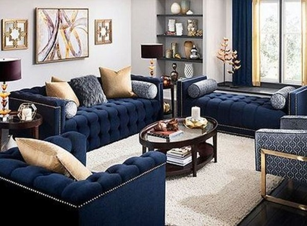 eclectic living room ideas feature