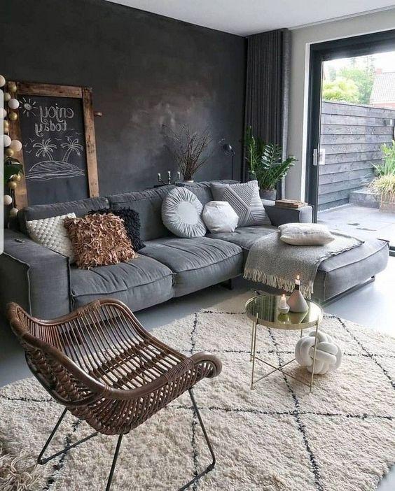 industrial living room 17