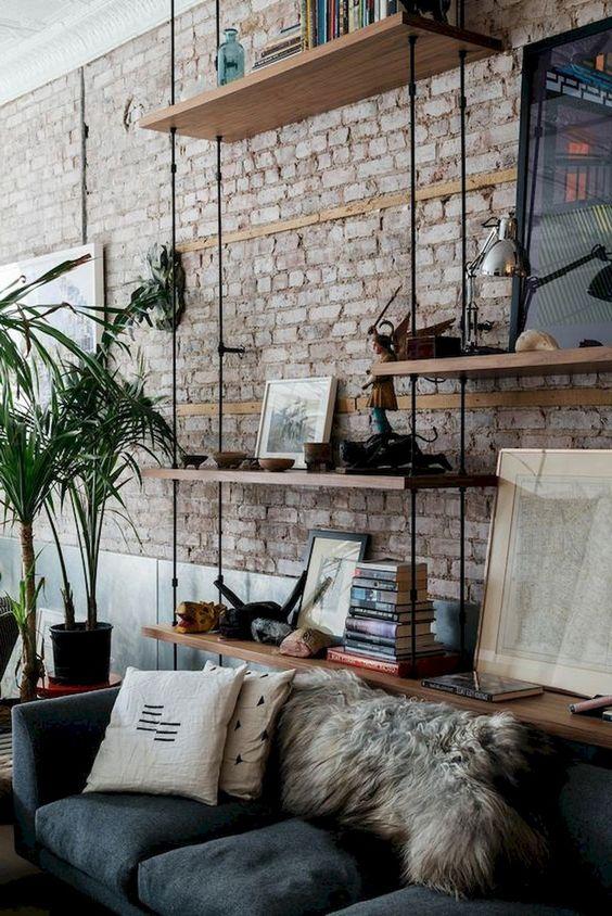 industrial living room 9