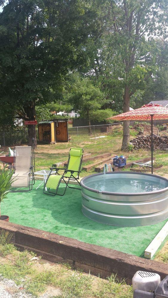 stock tank pool 12