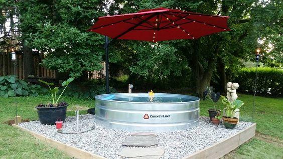 stock tank pool 19