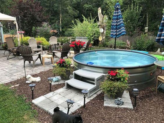 stock tank pool 20