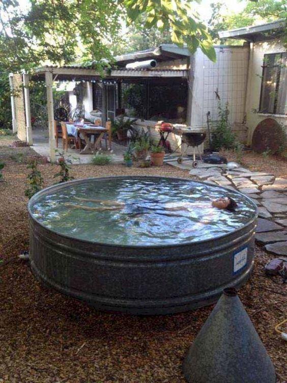 stock tank pool 8