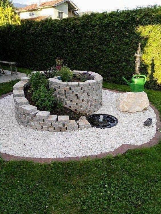 Backyard Decor Ideas: Gorgeous Earthy Decor