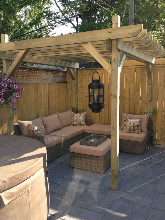 Backyard Pergola Ideas 10