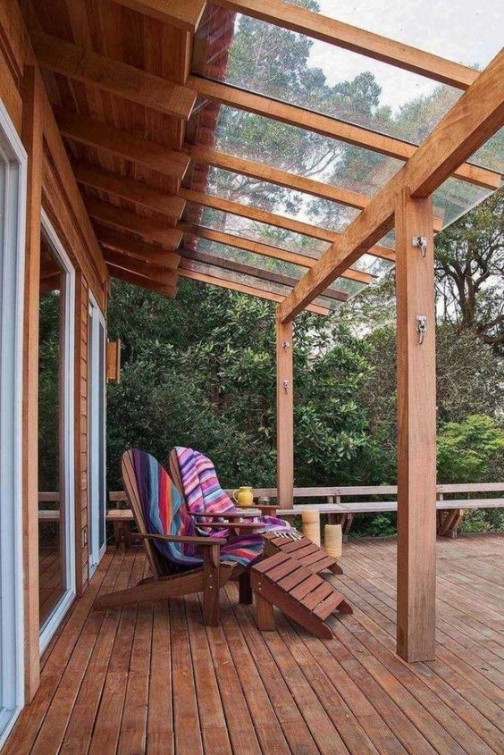 Backyard Pergola Ideas 13