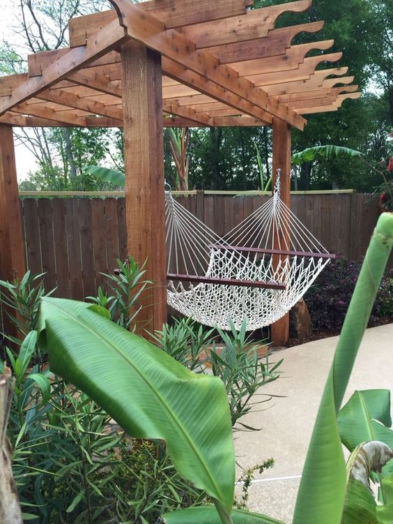 Backyard Pergola Ideas 14