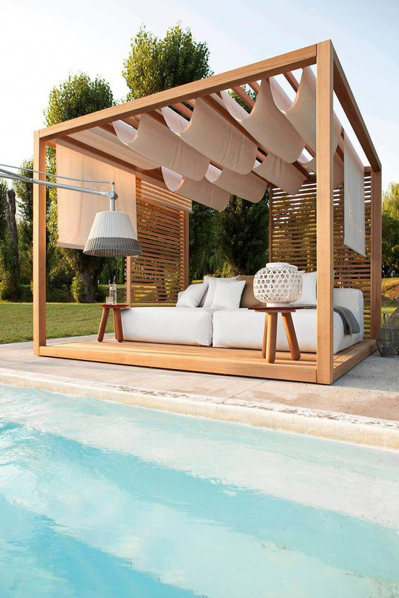 Backyard Pergola Ideas 15