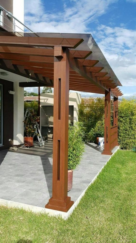 Backyard Pergola Ideas 16