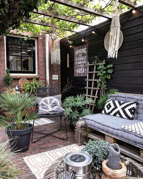 Backyard Pergola Ideas 7