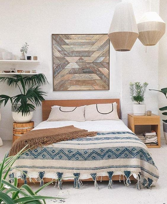 Bedroom Plants Ideas 15