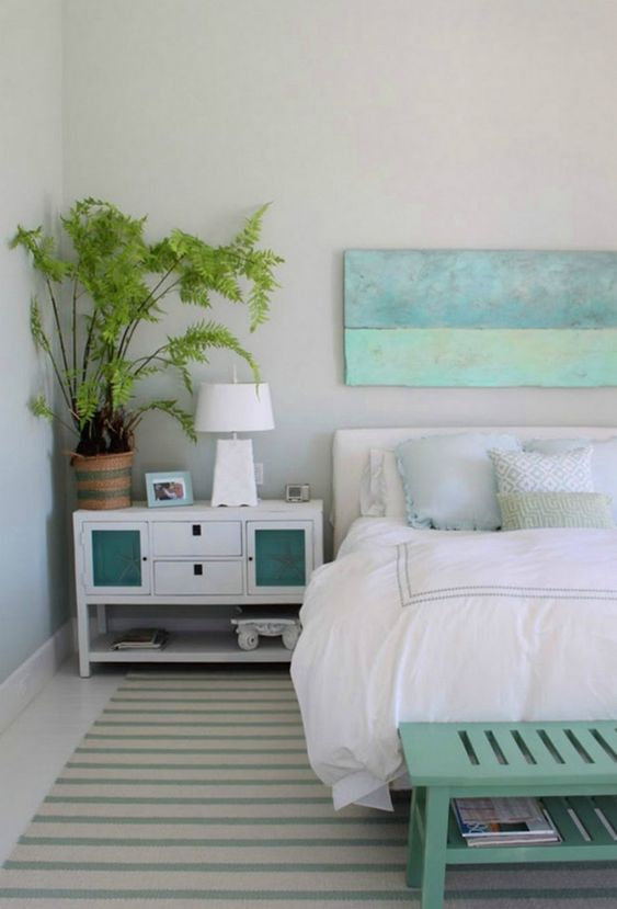 Bedroom Plants Ideas 18