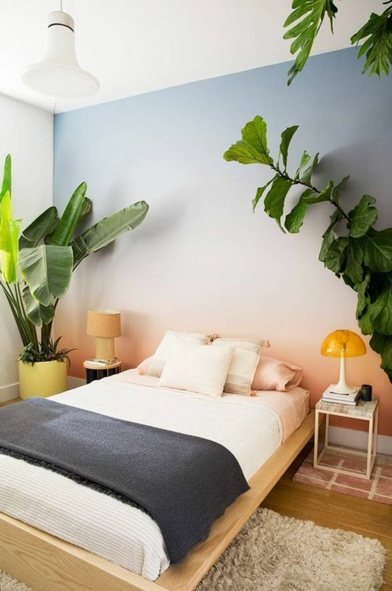 Bedroom Plants Ideas: Stylish Earthy Decor