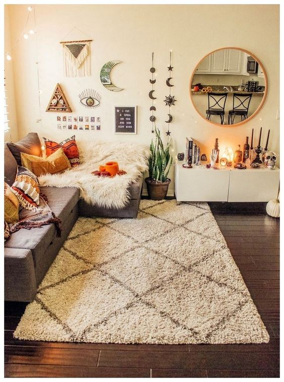 Bohemian Living Room 14