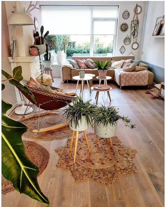 Bohemian Living Room 8
