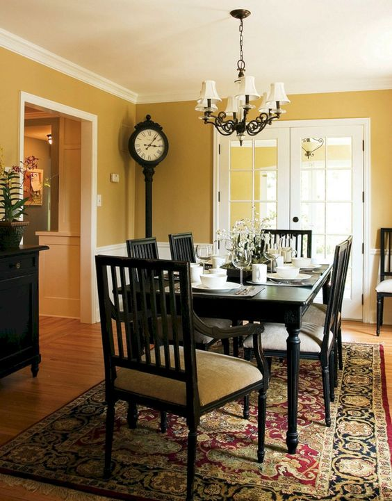 Dining Room Paint 15