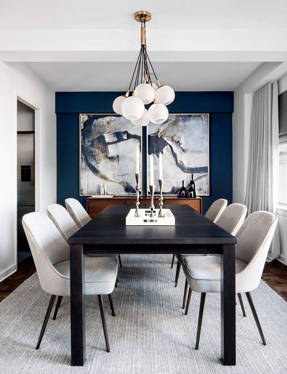 Dining Room Paint: Gorgeous Bright Nuance