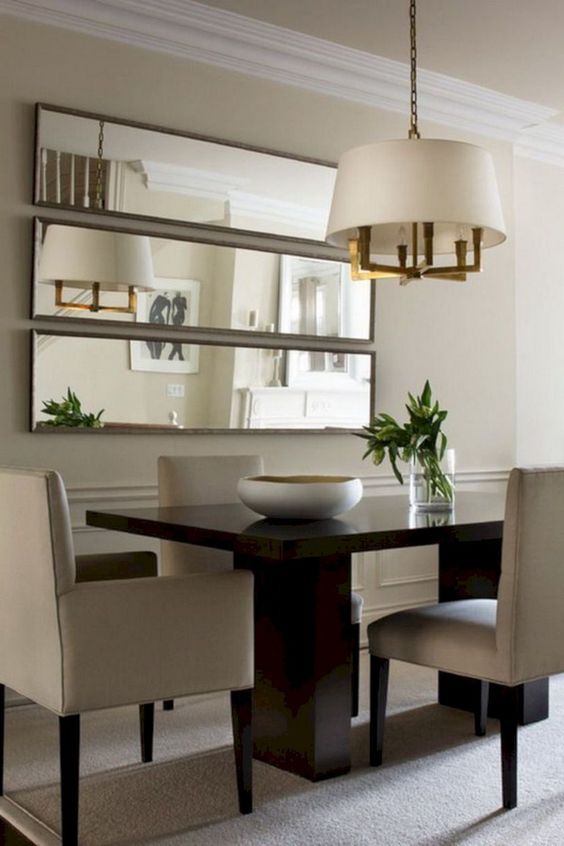 Dining Room Paints: Chic Warm Nuance