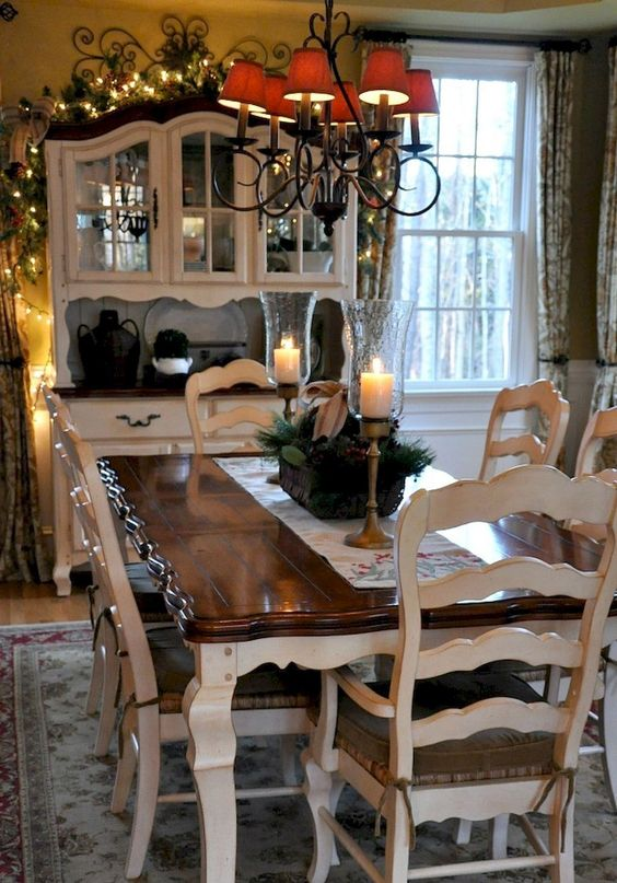 Green Dining Room Ideas 10