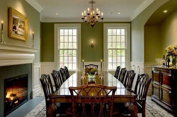 Green Dining Room Ideas feature