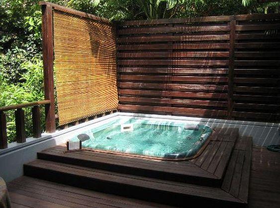 Hot Tub Deck 20