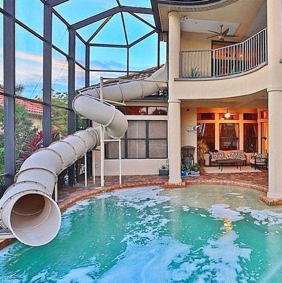 Indoor Swimming Pool Ideas 12
