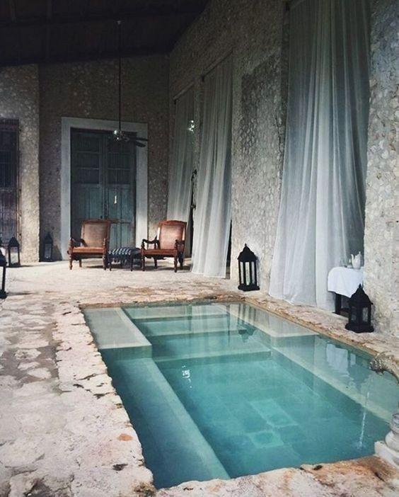 Indoor Swimming Pool Ideas 13