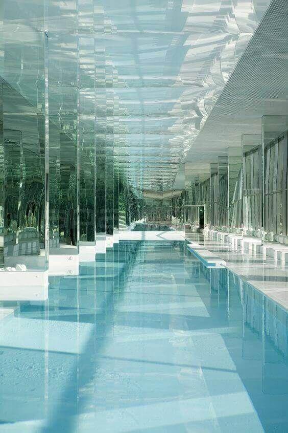 Indoor Swimming Pool Ideas 14