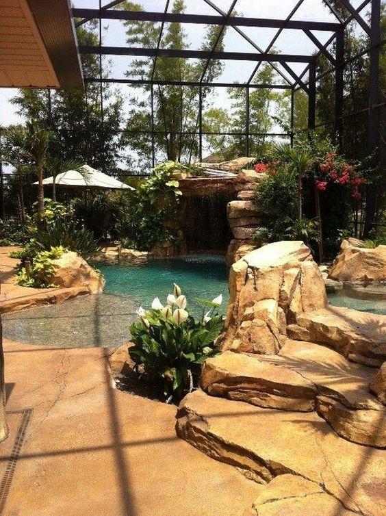Indoor Swimming Pool Ideas 15