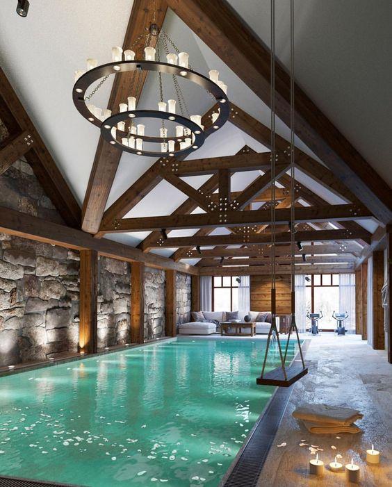 Indoor Swimming Pool Ideas 18