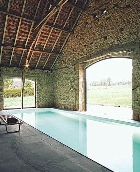 Indoor Swimming Pool Ideas 20