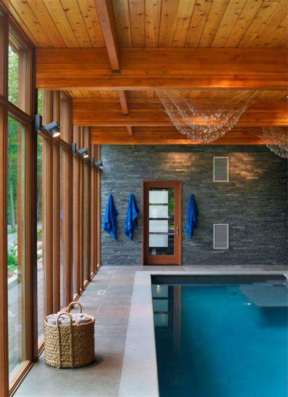 Indoor Swimming Pool Ideas 21