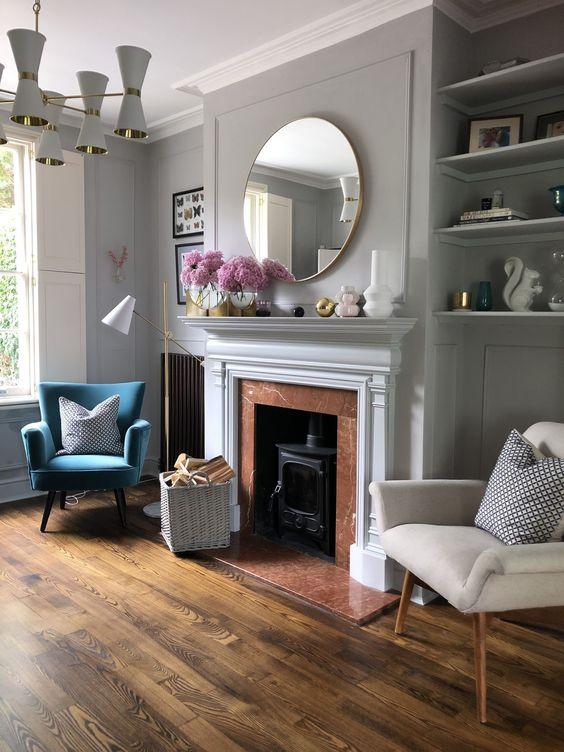 Living Room Colors Ideas 16