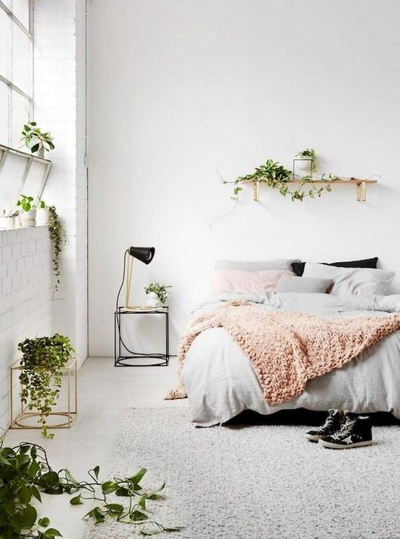 Minimalist Bedroom Ideas 12