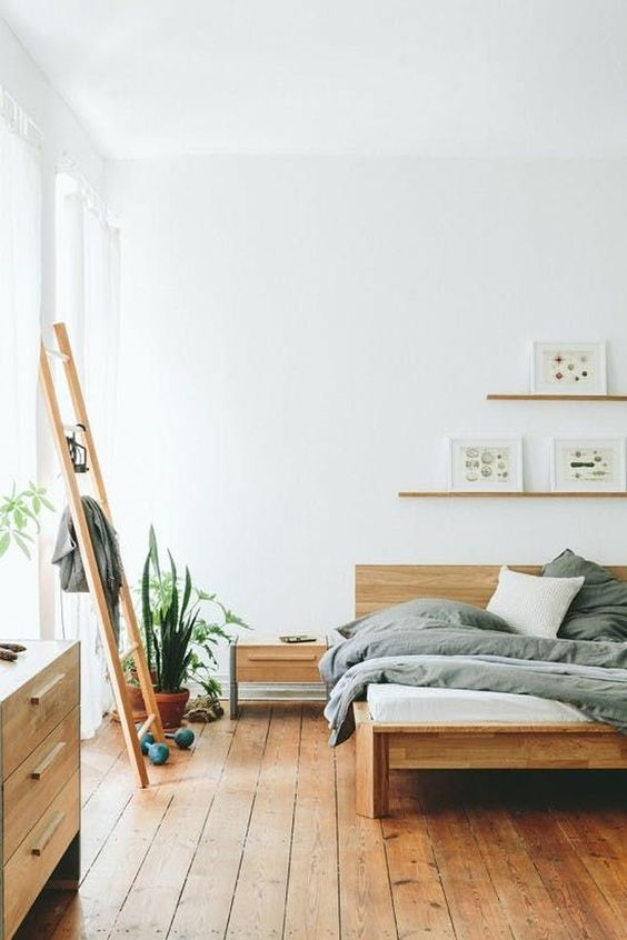 Minimalist Bedroom Ideas 13