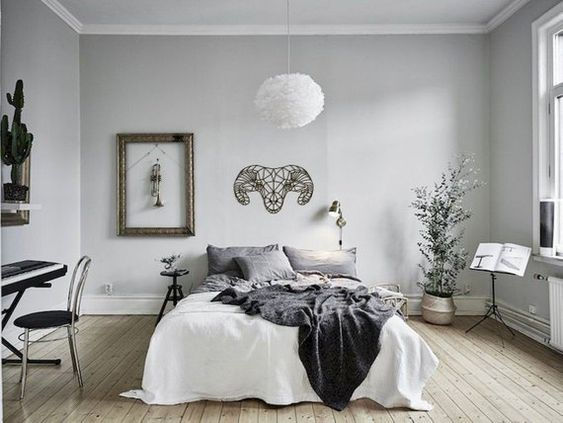 Minimalist Bedroom Ideas 21
