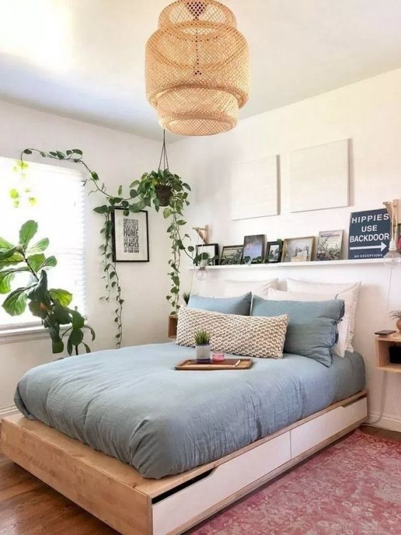 Minimalist Bedroom Ideas: Stylish Boho Decor