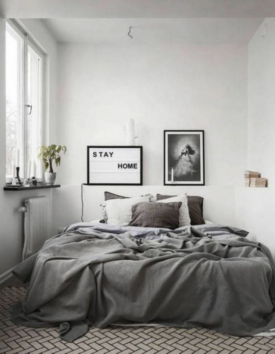 Minimalist Bedroom Ideas: Catchy Neutral Decor
