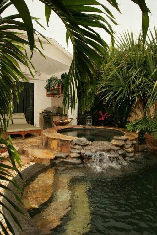 Natural Swimming Pool Ideas 12