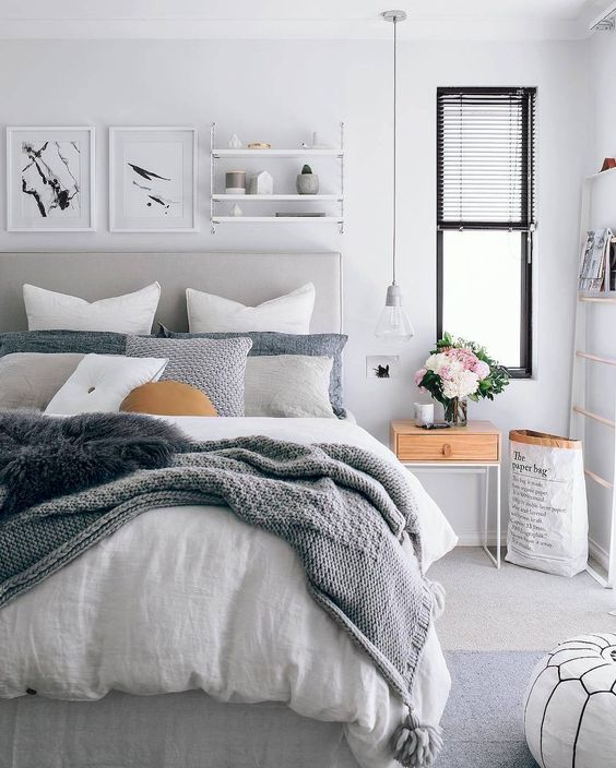Neutral Bedroom Ideas 16