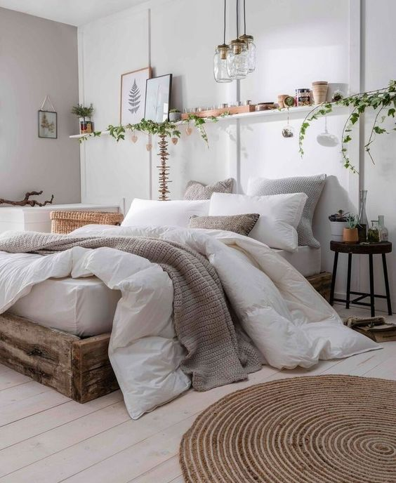 Neutral Bedroom Ideas: Catchy Earthy Decor