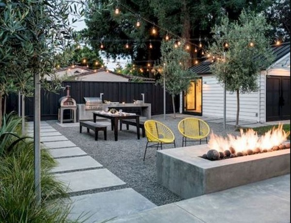 Patio on a Budget Ideas feature