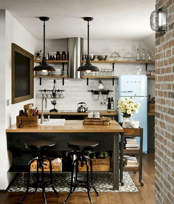Small Kitchen Ideas 15